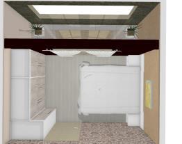 Apartamento Guararapes - Dormitório e Varanda