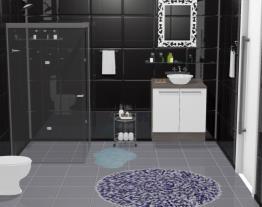 Banheiro Social casa 23