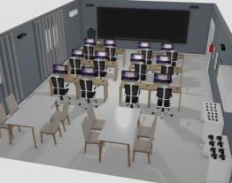 Sala de Aula de Tecnologia
