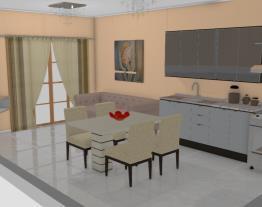 cozinha nox - adonis