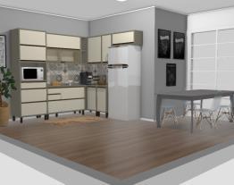 Cozinha Integra 11