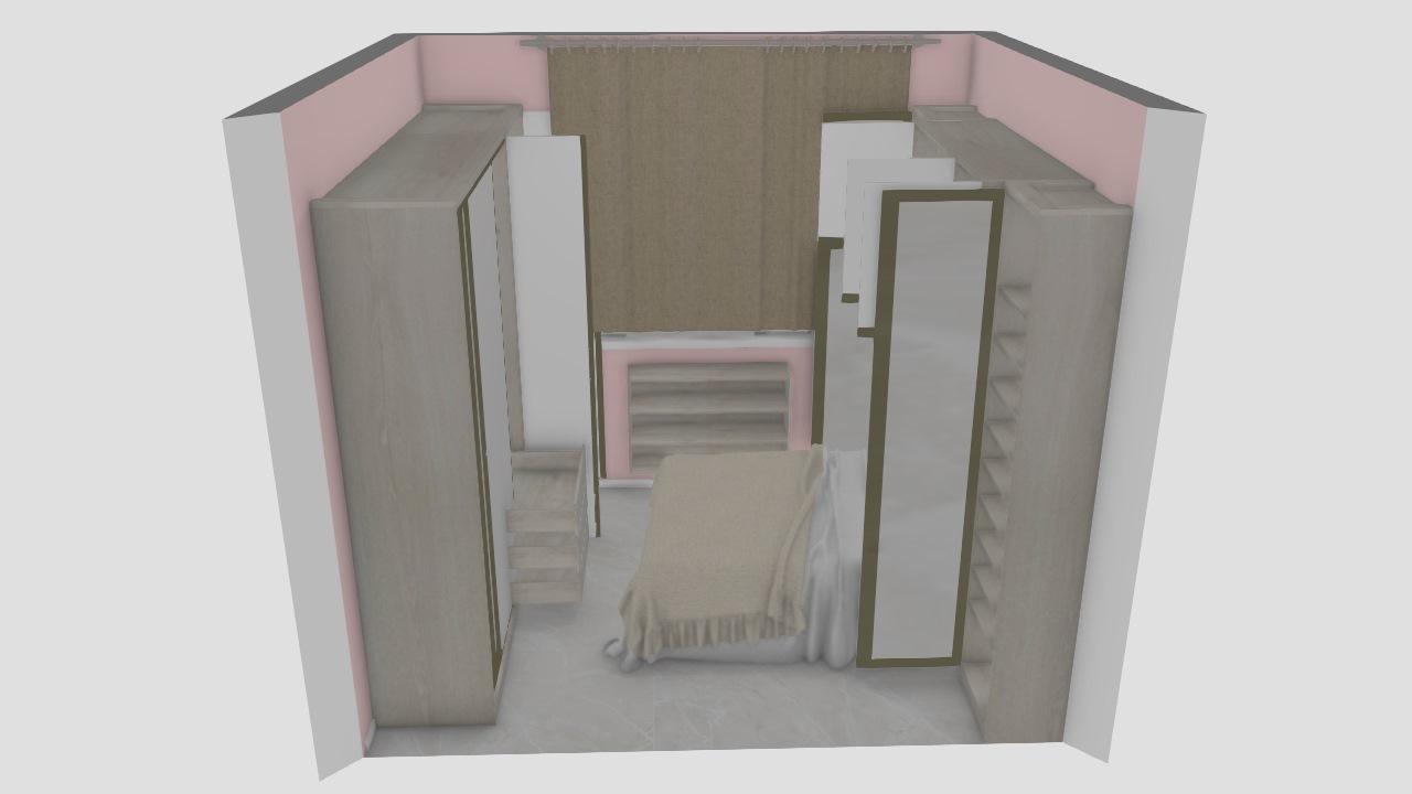Meu projeto Luciane quarto rosa