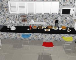 Cozinha de mãe - em construção