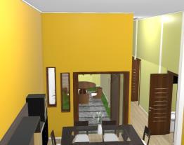 Projeto casa térrea A.D no Mooble