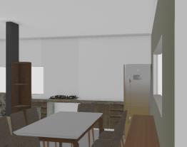 Sala/Cozinha 22