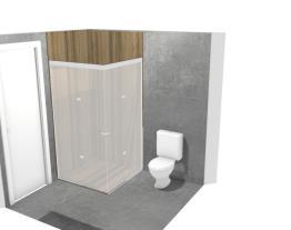 banheiro visita