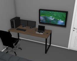 Dream Room Setup 3