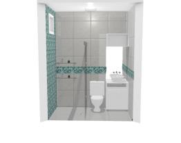 Banheiro 3 - Suíte Zah