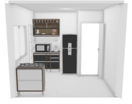 cozinha parede menor