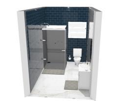 Banheiro - Casa Modelo