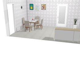 Meu projeto sala jantar