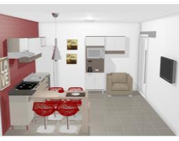 minha cozinha nivia teles