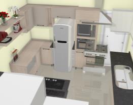 Cozinha Smart  nº 2- HENN