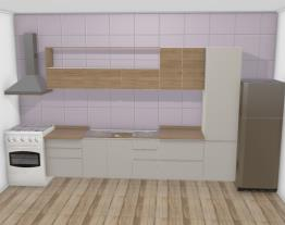 Cozinha modelo 1