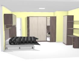 dormitório luma