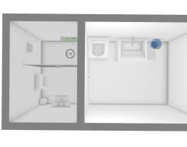 banheiro/lavanderia