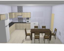 cozinha sem murinho