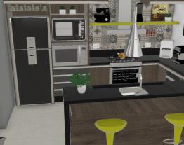 Cozinha Mãe/Pai