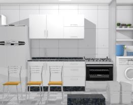 Apt 01 - Cozinha