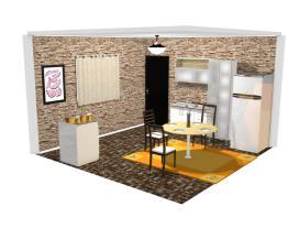 Cozinha da LoLo