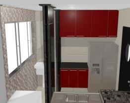 Cozinha Apartamento 6