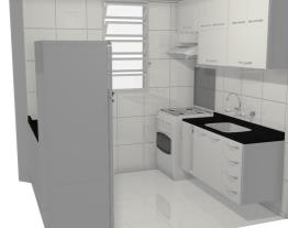 cozinha italinea Branca