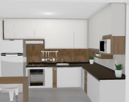 Walter cozinha