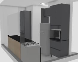 Cozinha Sobrado - Opção 2