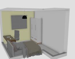 Meu quarto :)