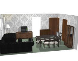 Sala Apartamento 5