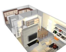 SALA/Cozinha/Banheiro/Quarto