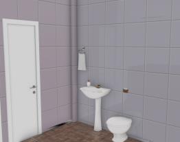 Banheiro hoje