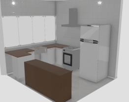 Cozinha Inicial
