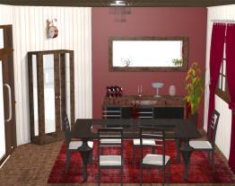 sala de jantar casa 25