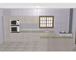 Cozinha Unique Silvia