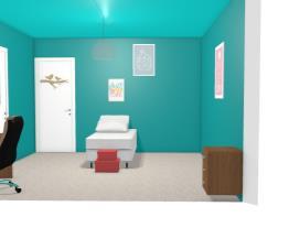 quarto da Sara