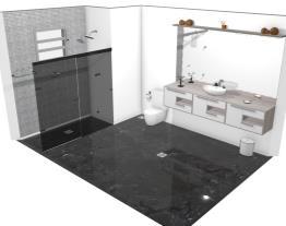 Banheiro AP Pequeno