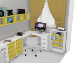 home ofice e escritorio