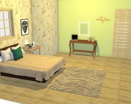 quarto da mãe e do pai