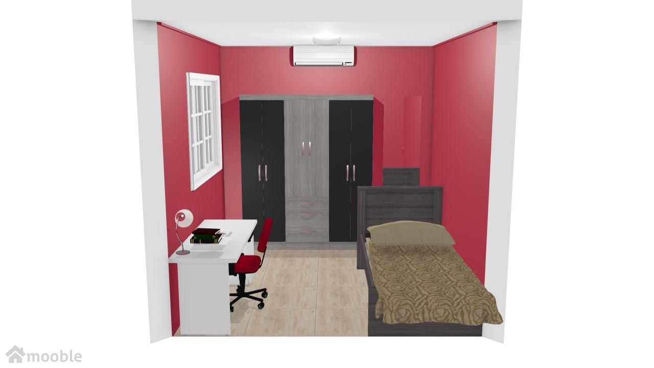 Meu quarto *-