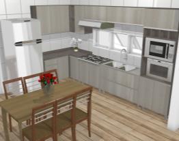 Cozinha Bela