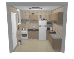 Cozinha apt. nº2