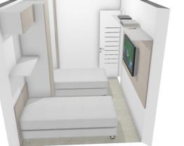 Dormitório Solteiro Magal 2