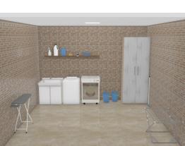 Lavanderia casinha