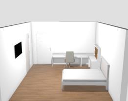 quarto 01 - casa nova - á terminar