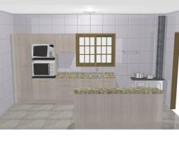 Cozinha Unique Silvia 1