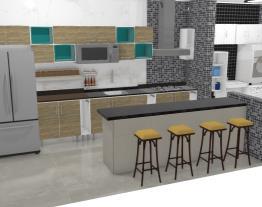 Cozinha & Lavanderia AP