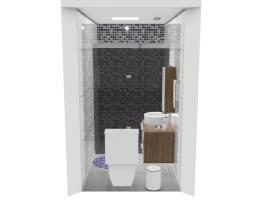 Banheiro trabalho do Ricardo