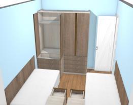 Dormitório Vida NOVA PRIME