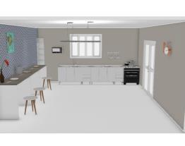 Cozinha - Casa Rosana